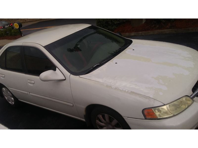 Used 2000 Nissan Altima For Sale By Owner In Lithonia Ga