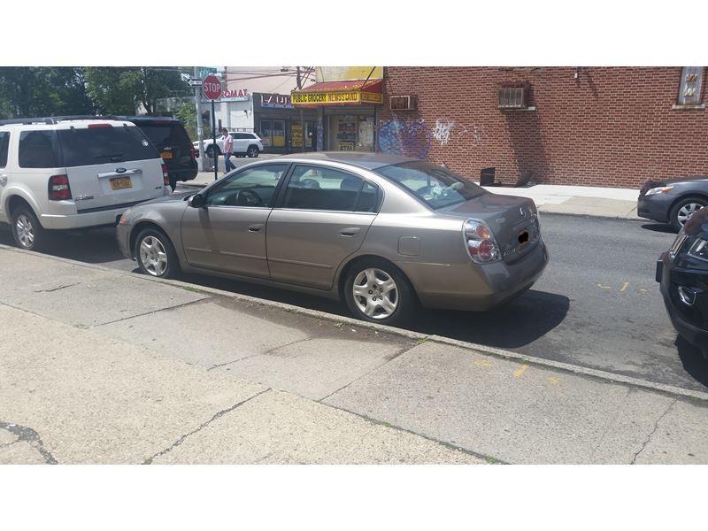2002 nissan altima for sale by owner in brooklyn ny 11251. Black Bedroom Furniture Sets. Home Design Ideas