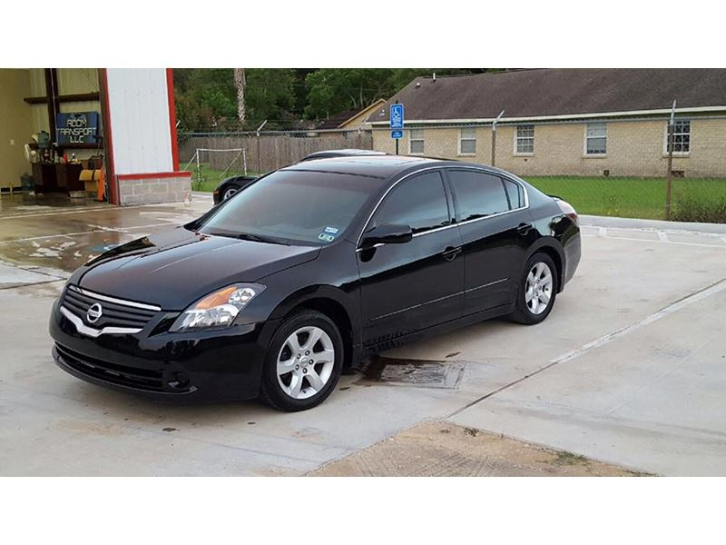 2008 nissan altima for sale by owner in humble tx 77396. Black Bedroom Furniture Sets. Home Design Ideas