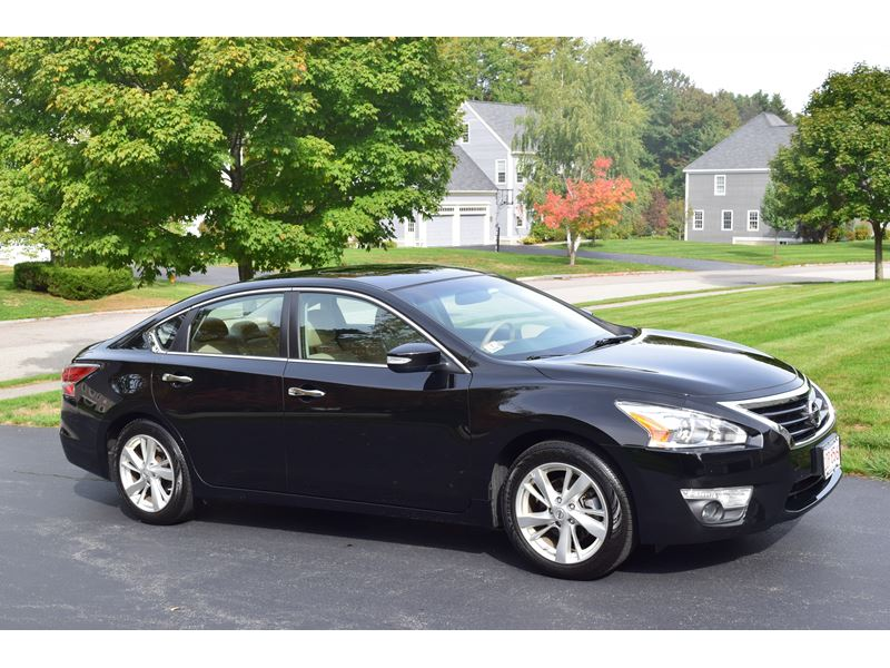 2015 nissan altima for sale by owner in northborough ma. Black Bedroom Furniture Sets. Home Design Ideas
