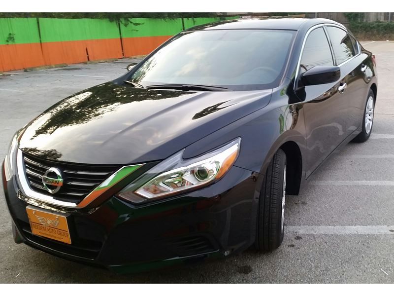 Texas Car Inspection >> 2016 Nissan Altima S for Sale by Owner in Irving, TX 75063
