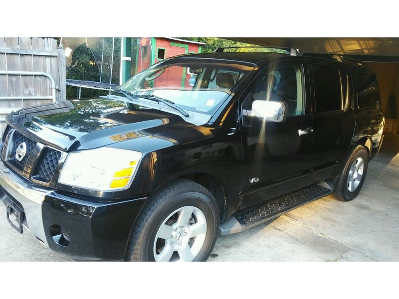 2007 nissan armada for sale by owner in laurel ms 39443. Black Bedroom Furniture Sets. Home Design Ideas