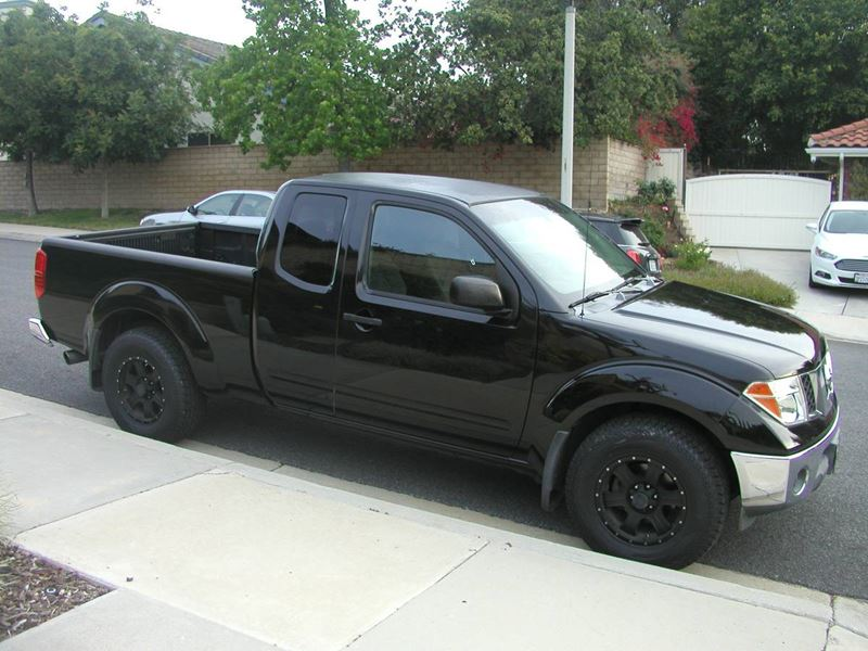 2006 nissan frontier for sale by owner in thousand oaks. Black Bedroom Furniture Sets. Home Design Ideas