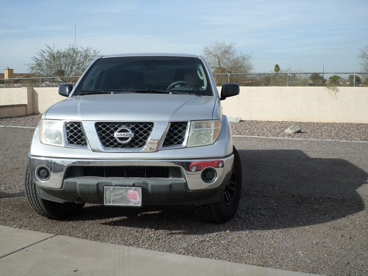 2006 nissan frontier for sale by owner in laveen az 85339. Black Bedroom Furniture Sets. Home Design Ideas