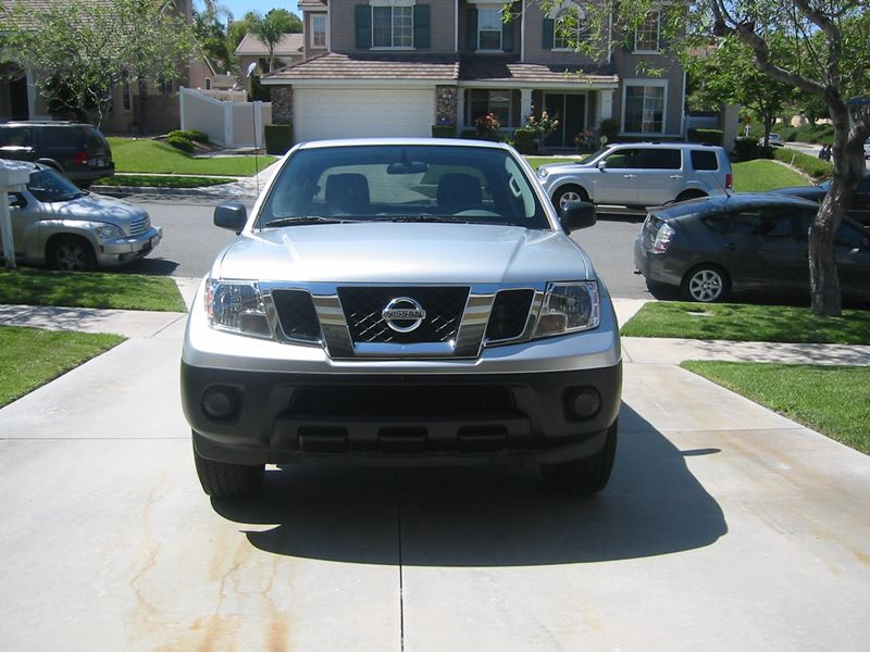 Used Car For Sale By Owner Santa Maria Ca Nissan Frontier Private Seller Inland Interior