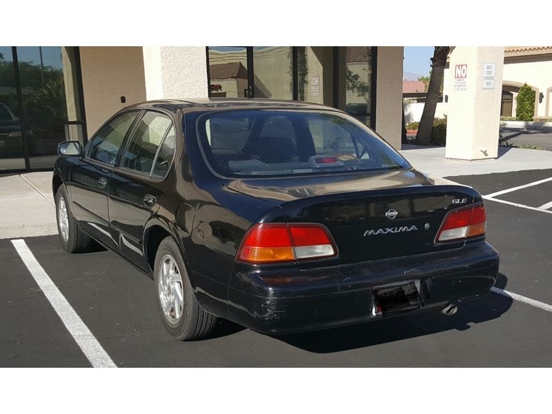 1998 nissan maxima for sale by owner in las vegas nv 89158. Black Bedroom Furniture Sets. Home Design Ideas