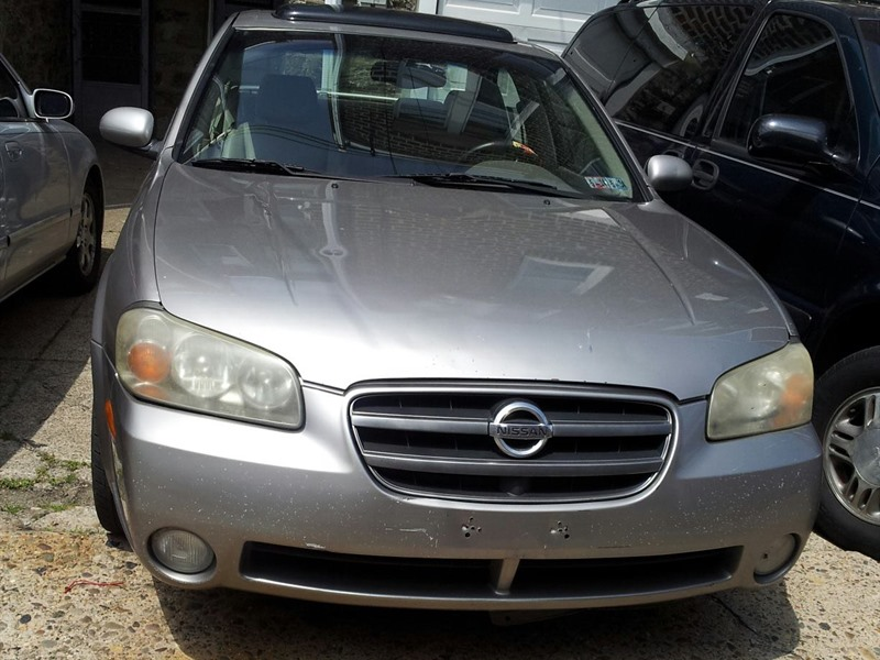 2003 nissan maxima for sale by owner in philadelphia pa 19124. Black Bedroom Furniture Sets. Home Design Ideas