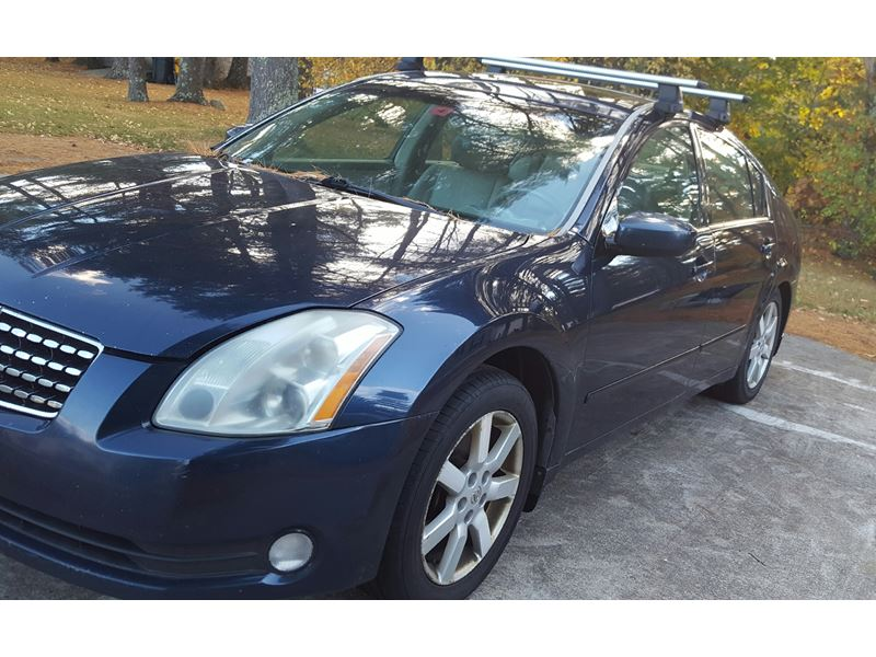 used 2004 nissan maxima for sale by owner in barrington nh 03825. Black Bedroom Furniture Sets. Home Design Ideas