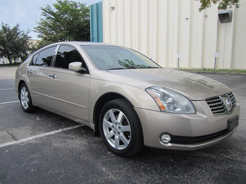 2005 Nissan Maxima For Sale By Owner In Fort Lauderdale