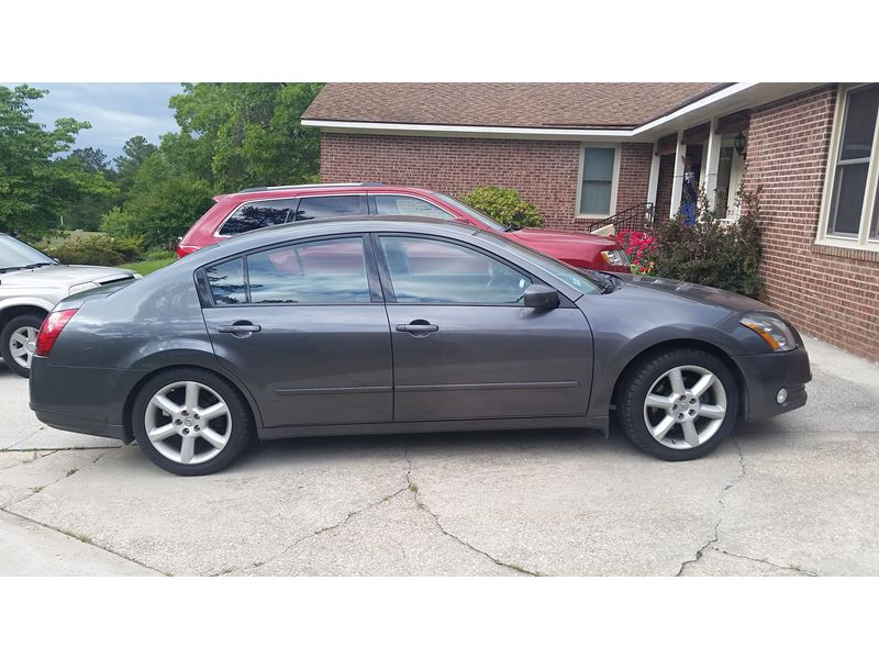 2005 nissan maxima for sale by owner in fayetteville nc 28314. Black Bedroom Furniture Sets. Home Design Ideas
