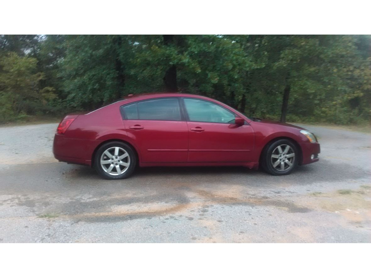 2006 Nissan Maxima for sale by owner in McLoud