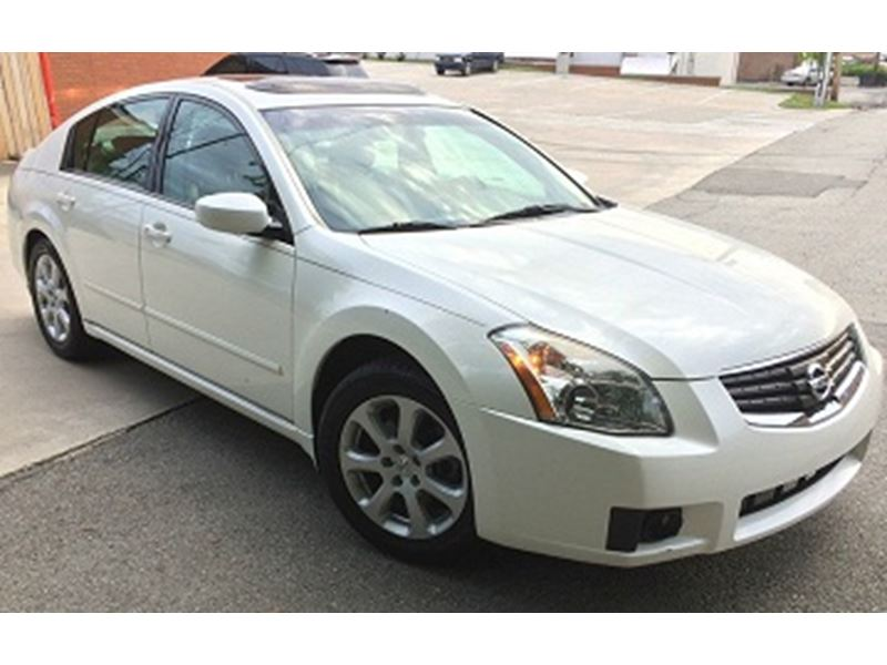 used 2008 nissan maxima for sale by owner in new york ny 10286. Black Bedroom Furniture Sets. Home Design Ideas