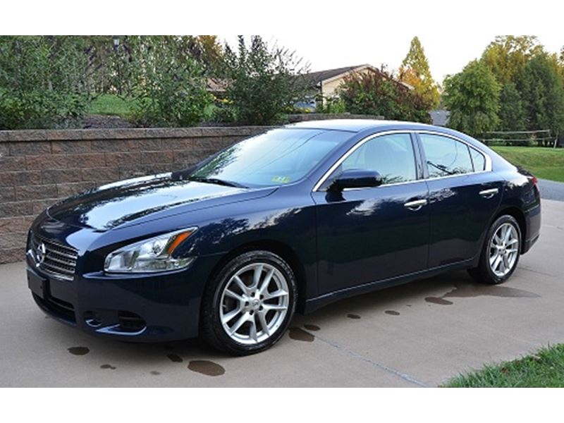used 2011 nissan maxima for sale by owner in greenville sc 29698. Black Bedroom Furniture Sets. Home Design Ideas
