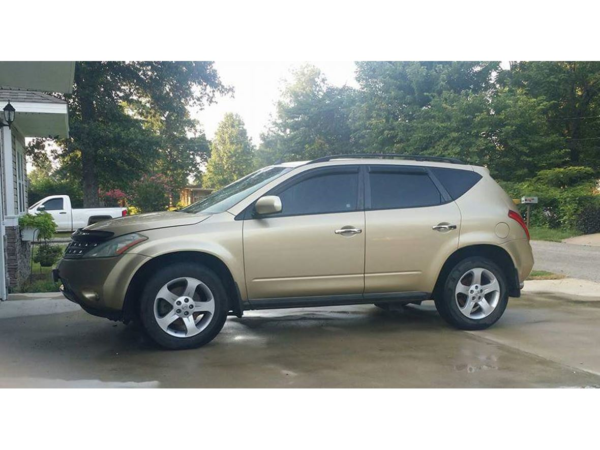 2003 Nissan Murano for sale by owner in Hoxie