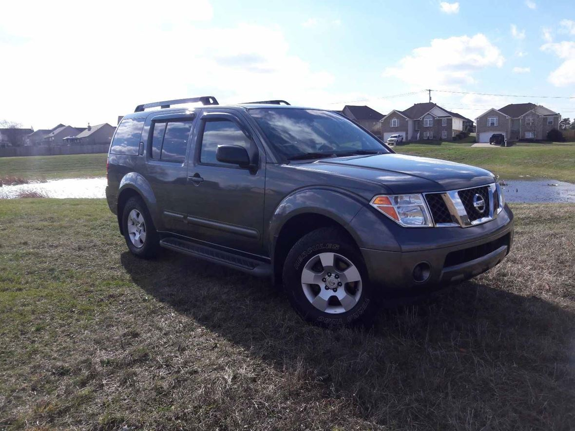 2006 nissan pathfinder private car sale in louisville ky 40207. Black Bedroom Furniture Sets. Home Design Ideas