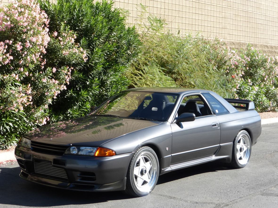 1990 nissan skyline gtr classic car west hollywood ca 90069. Black Bedroom Furniture Sets. Home Design Ideas