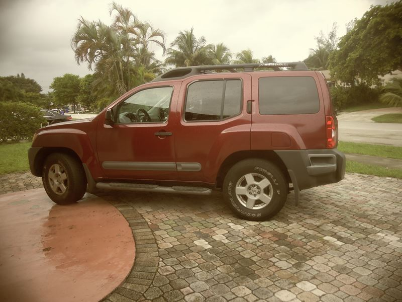 used 2005 nissan xterra for sale by owner in pompano beach fl 33068. Black Bedroom Furniture Sets. Home Design Ideas