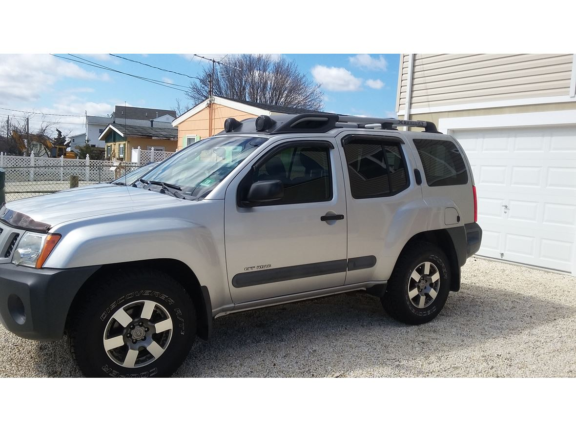 2010 nissan xterra for sale by owner in tuckerton nj 08087. Black Bedroom Furniture Sets. Home Design Ideas