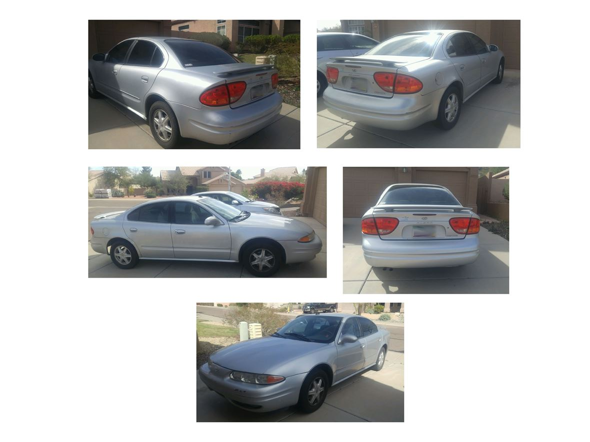 2003 Oldsmobile Alero for sale by owner in Phoenix