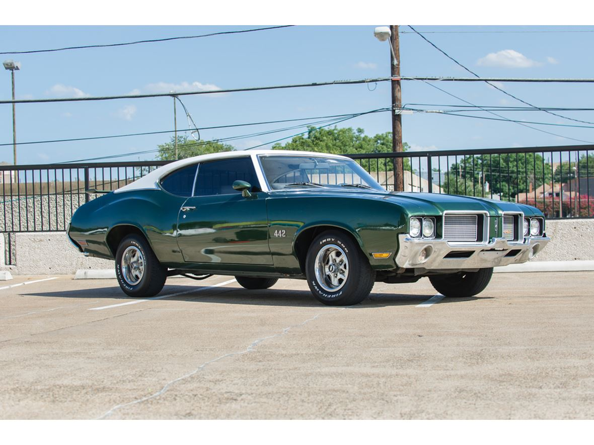 1972 Oldsmobile Cutlass for sale by owner in Frisco