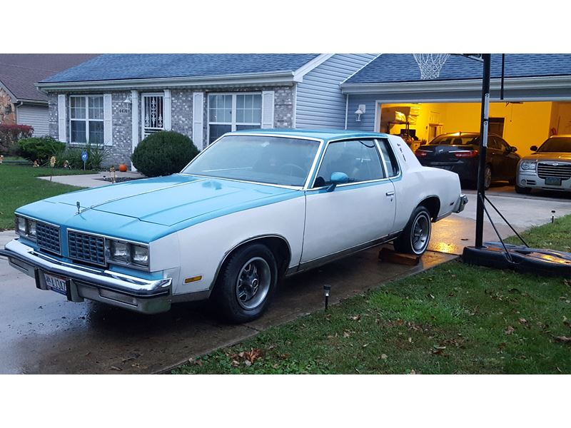 1980 oldsmobile cutlass classic car sale by owner in dayton oh 45426. Black Bedroom Furniture Sets. Home Design Ideas