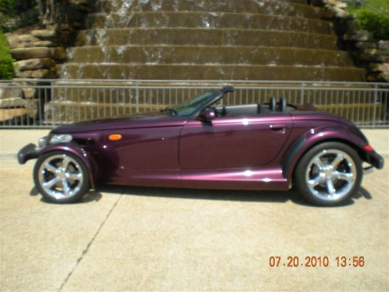 1999 plymouth prowler for sale by owner in birmingham al 35298. Black Bedroom Furniture Sets. Home Design Ideas