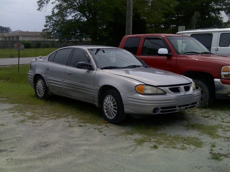 1999 pontiac grand am se for sale by owner in new bern nc 28562. Black Bedroom Furniture Sets. Home Design Ideas