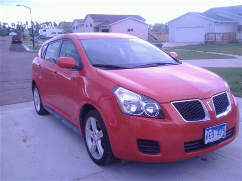 2010 pontiac vibe for sale by owner in brookings sd 57006. Black Bedroom Furniture Sets. Home Design Ideas