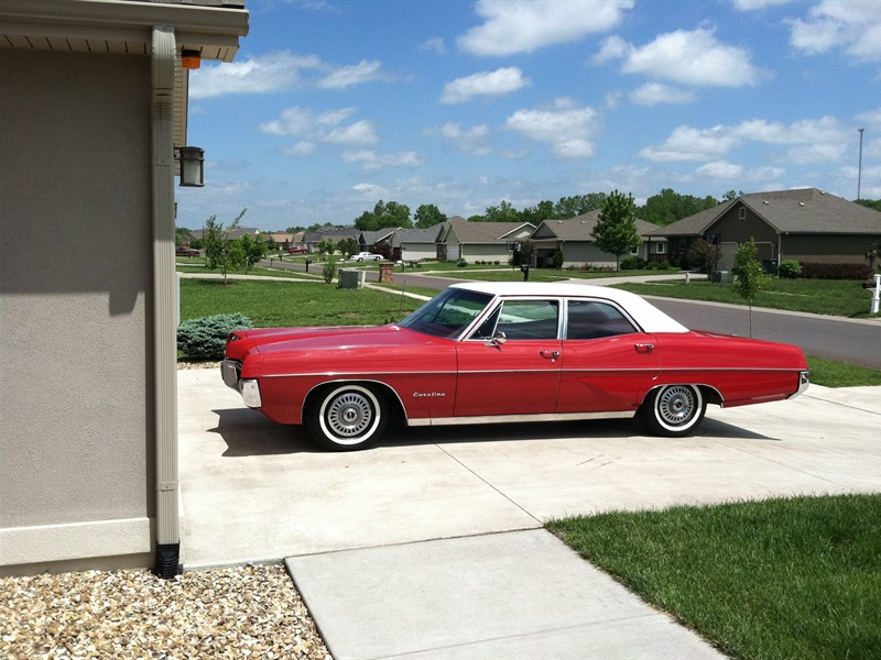 1967 Pontiac Catalina for sale by owner in OREANA