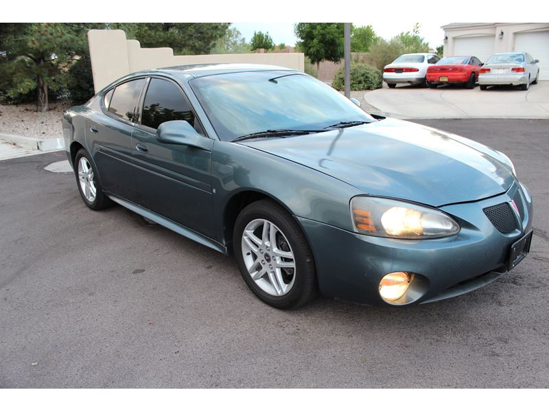 2006 pontiac grand prix gtp for sale by private owner in albuquerque nm 87198. Black Bedroom Furniture Sets. Home Design Ideas