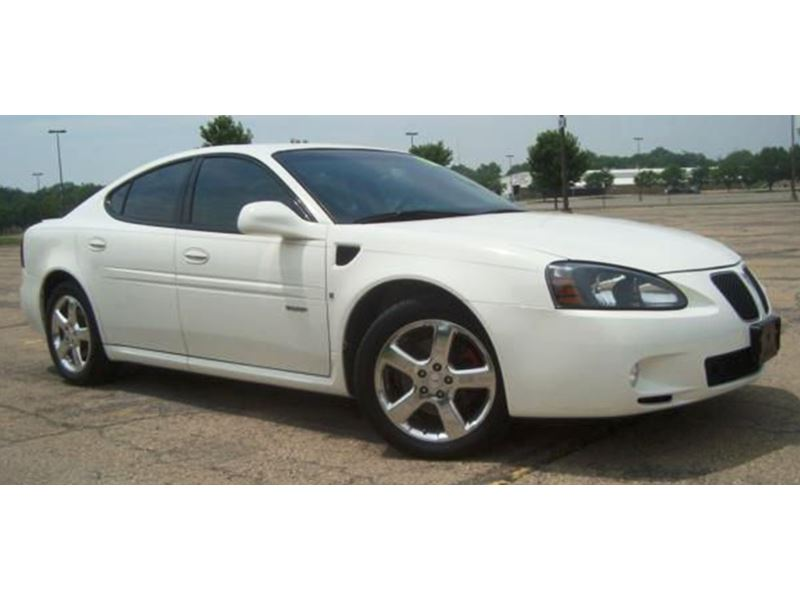 2008 pontiac grand prix gxp for sale by owner in erwin tn 37650. Black Bedroom Furniture Sets. Home Design Ideas