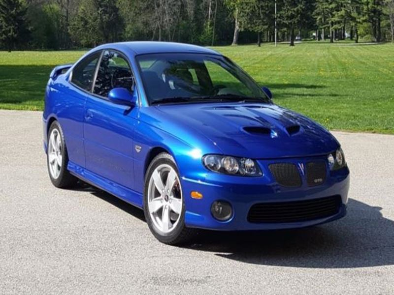 2005 pontiac gto for sale by owner in east peoria il 61635. Black Bedroom Furniture Sets. Home Design Ideas