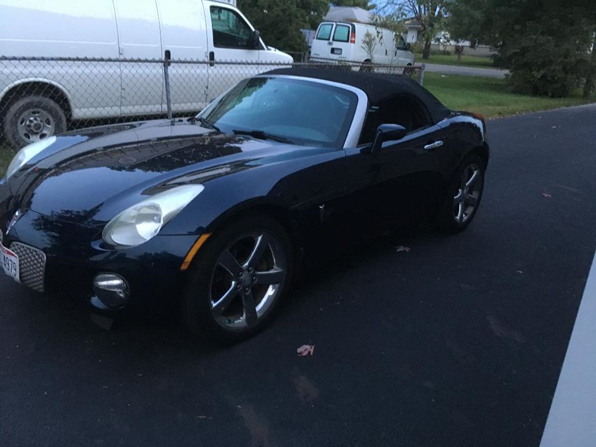 2007 Pontiac Solstice for sale by owner in Columbus