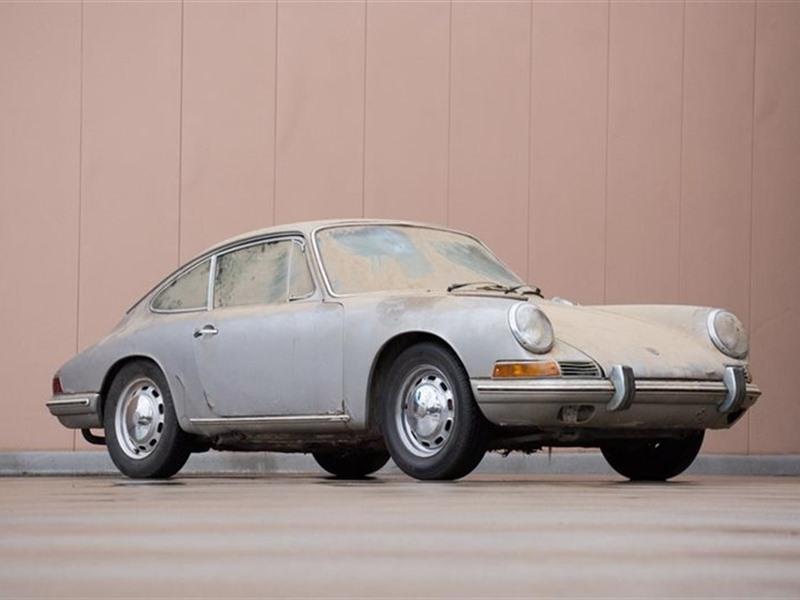 1966 Porsche 911 - Antique Car - New York, NY 10286
