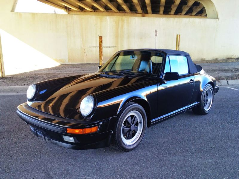 1989 porsche 911 classic car victoria mn 55386. Black Bedroom Furniture Sets. Home Design Ideas