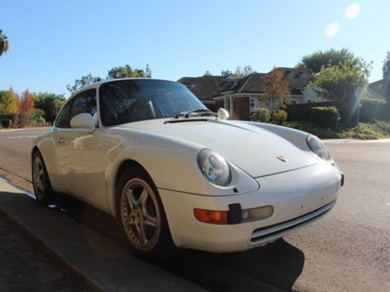 used 1996 porsche 911 for sale by owner in san jose ca 95192. Black Bedroom Furniture Sets. Home Design Ideas