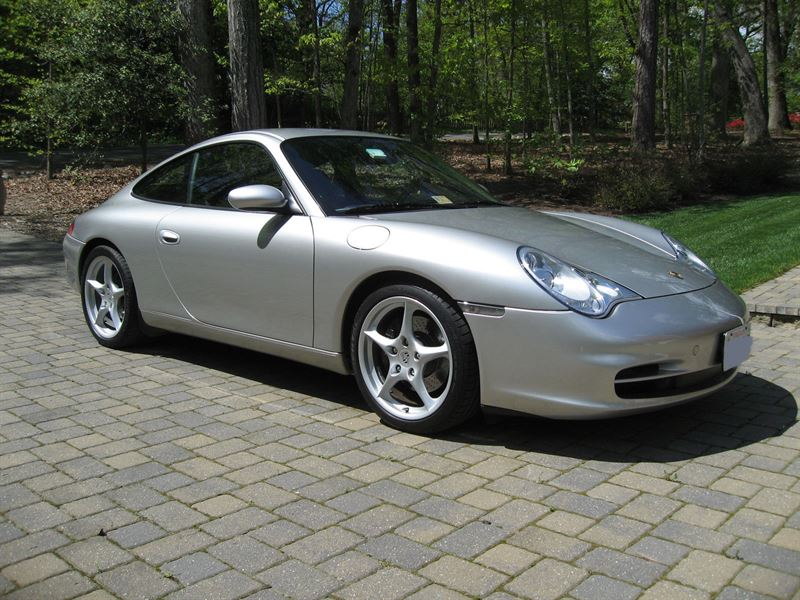 2002 porsche 911 for sale by owner in richmond va 23298. Black Bedroom Furniture Sets. Home Design Ideas