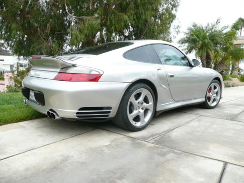2002 Porsche 911 for sale by owner in SAN FRANCISCO