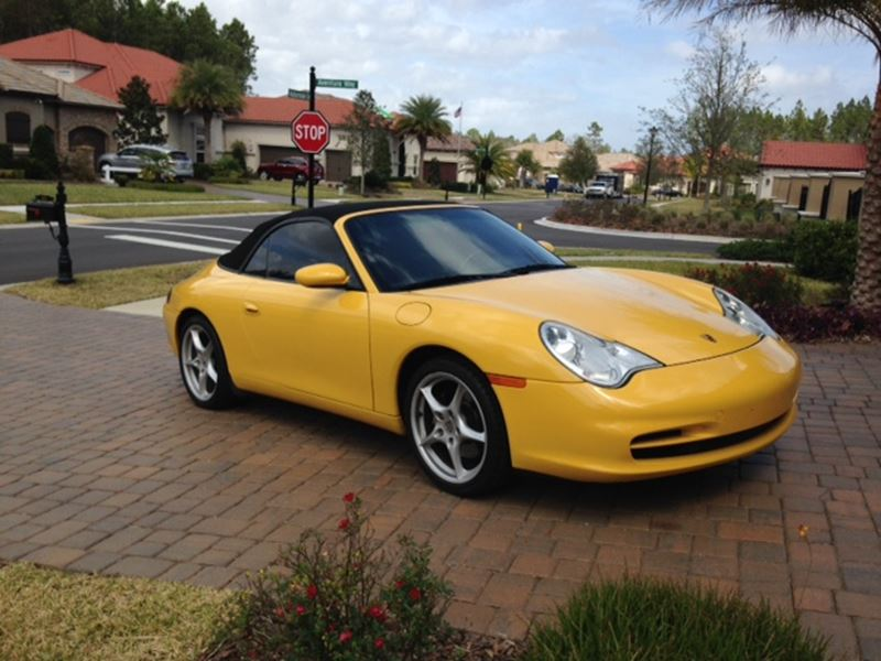 2003 porsche 911 for sale by owner in ponte vedra fl 32081. Black Bedroom Furniture Sets. Home Design Ideas