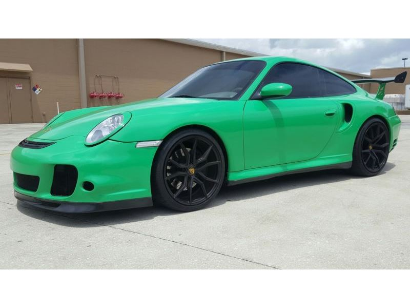 2003 porsche 911 for sale by private owner in riverview fl 33578. Black Bedroom Furniture Sets. Home Design Ideas