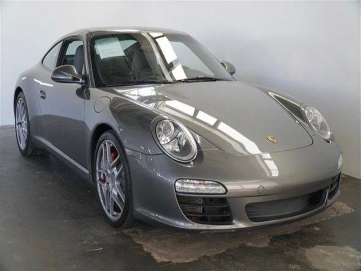 2009 Porsche 911 for sale by owner in Seattle
