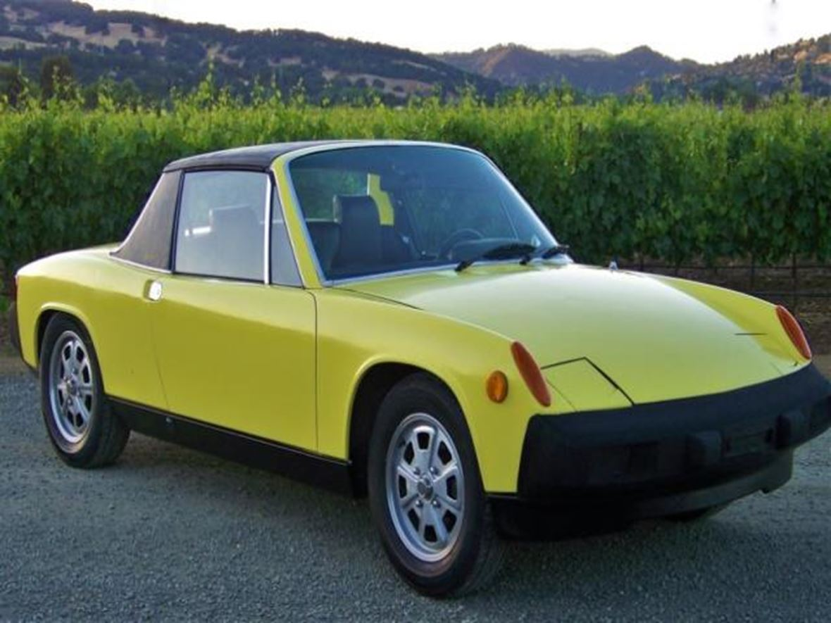 1975 porsche 914 classic car santa rosa ca 95402. Black Bedroom Furniture Sets. Home Design Ideas