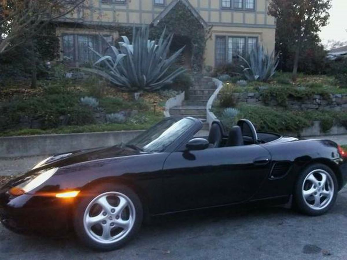 2000 porsche boxster for sale by owner in san jose ca 95116. Black Bedroom Furniture Sets. Home Design Ideas