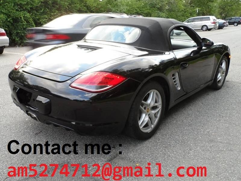 used 2010 porsche boxster for sale by owner in los angeles ca 90103. Black Bedroom Furniture Sets. Home Design Ideas