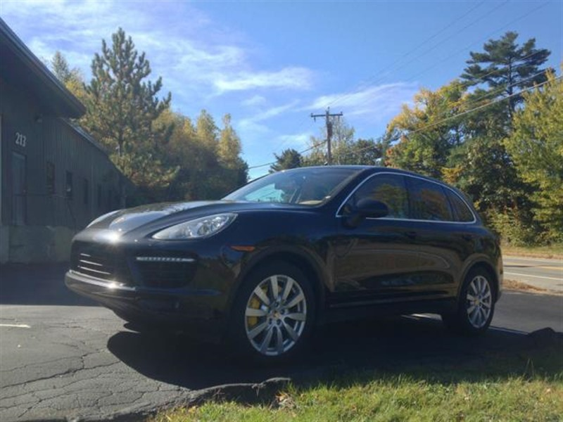 2011 porsche cayenne for sale by owner in north andover ma 01845. Black Bedroom Furniture Sets. Home Design Ideas