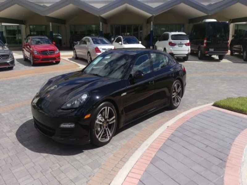 2012 porsche panamera for sale by owner in bentley ks 67016. Black Bedroom Furniture Sets. Home Design Ideas