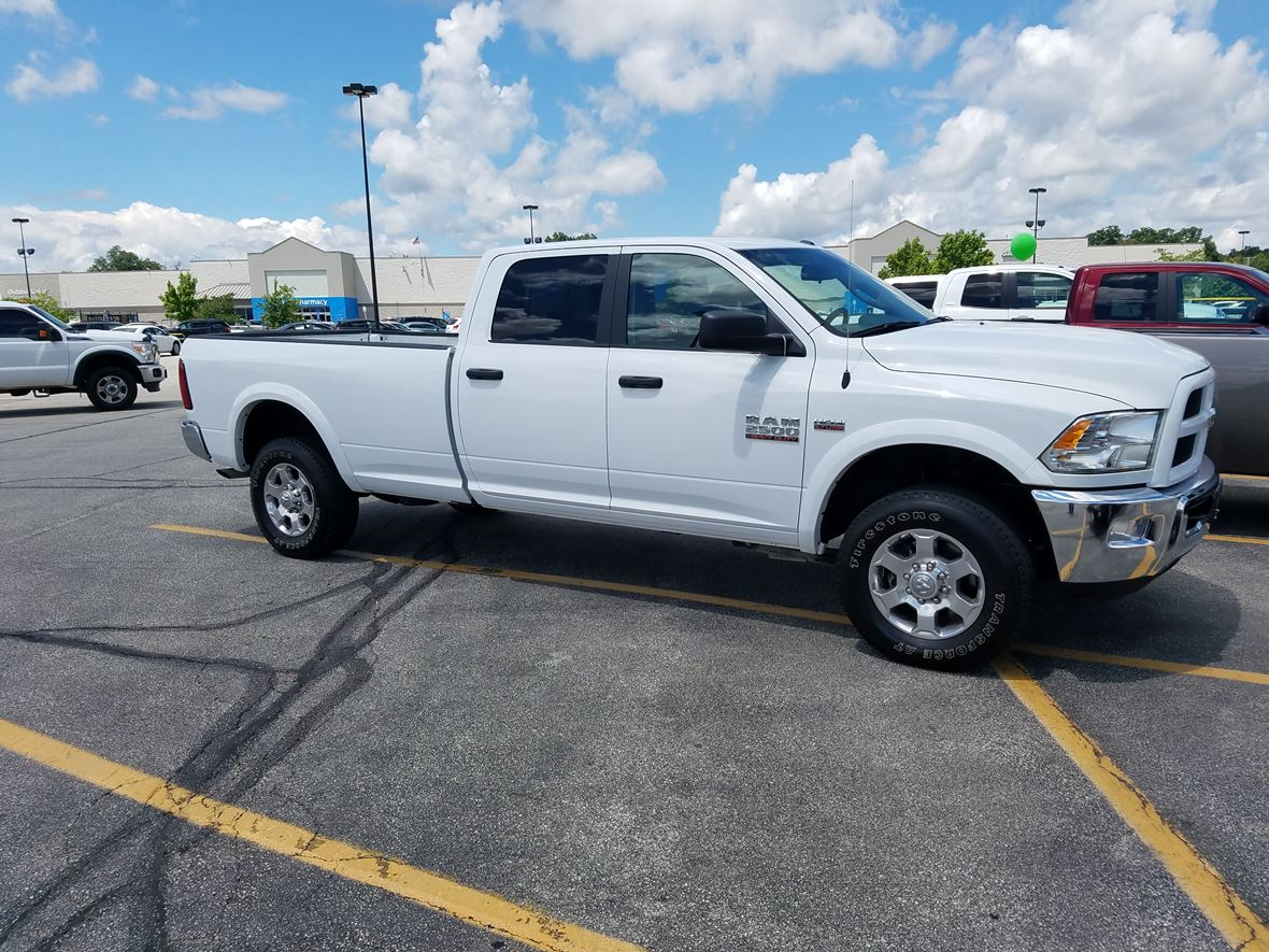 2016 RAM 2500 for sale by owner in South Bend