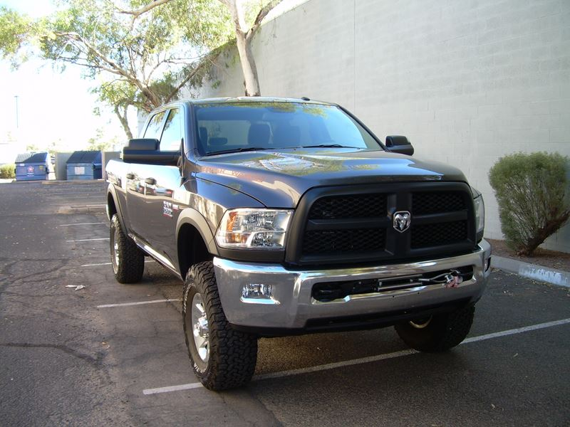 2016 ram 2500 power wagon private car sale in tempe az 85287. Black Bedroom Furniture Sets. Home Design Ideas