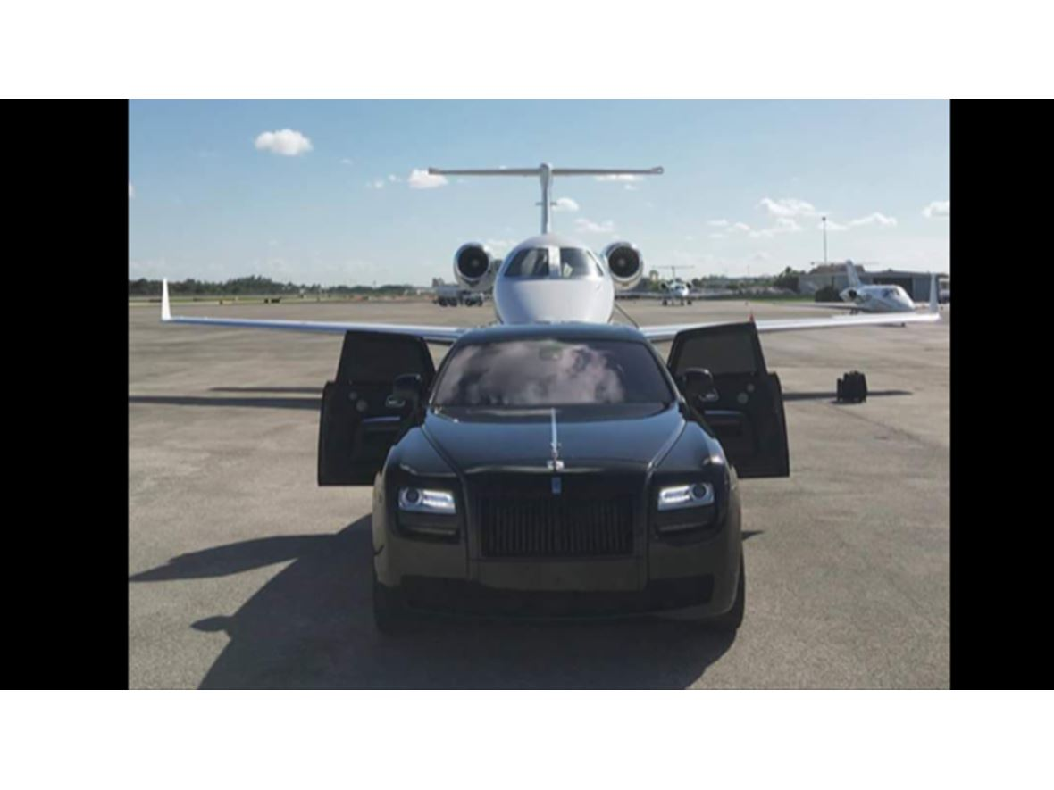 2011 Rolls-Royce Ghost for sale by owner in Hollywood