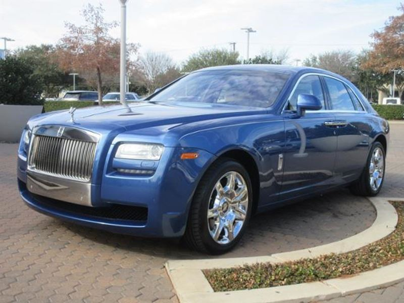 used 2012 rolls royce ghost for sale by owner in dallas tx 75398. Black Bedroom Furniture Sets. Home Design Ideas